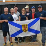 Nova Scotia delegation.
